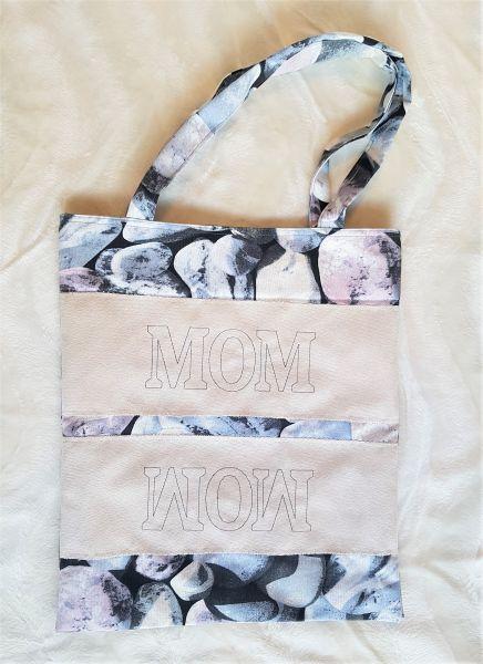 Canvas Tasche - MOM